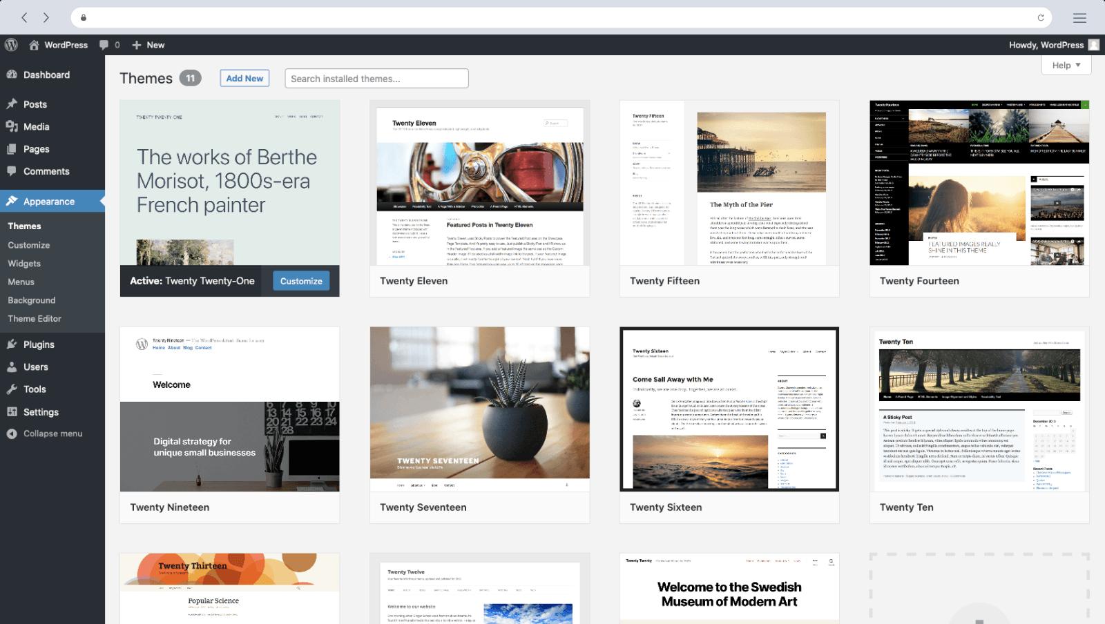 Blog Tool Publishing Platform And Cms Wordpress