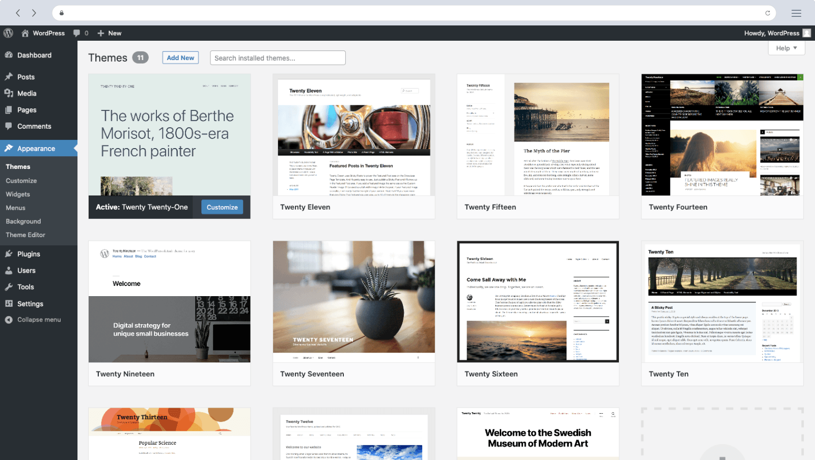 Wordpress Seite Erstellen Blog Tool Publishing Platform And Cms Wordpress Org