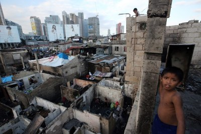 Philippine Poverty Rate Improves Little Despite Economic ...