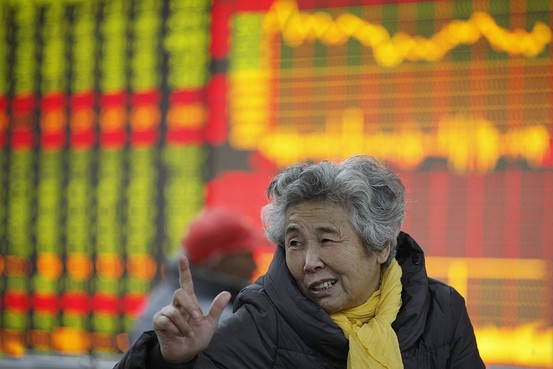 Why Chinese Officials Are Resigning From Company Boards Left and