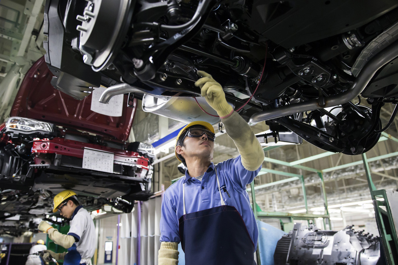 Vehicle Manufacturers In Japan Companies Everywhere Copied Japanese Manufacturing Now The