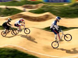 [BMX race]
