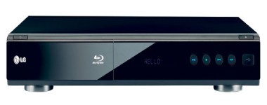 LG Electronics' BD300 Blu-ray disc player