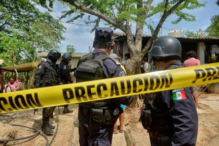 Mexico's deadly drug war has left more than 200,000 people dead or missing in the past decade
