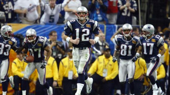 Which Patriots team was the best ever  ea1a18e91