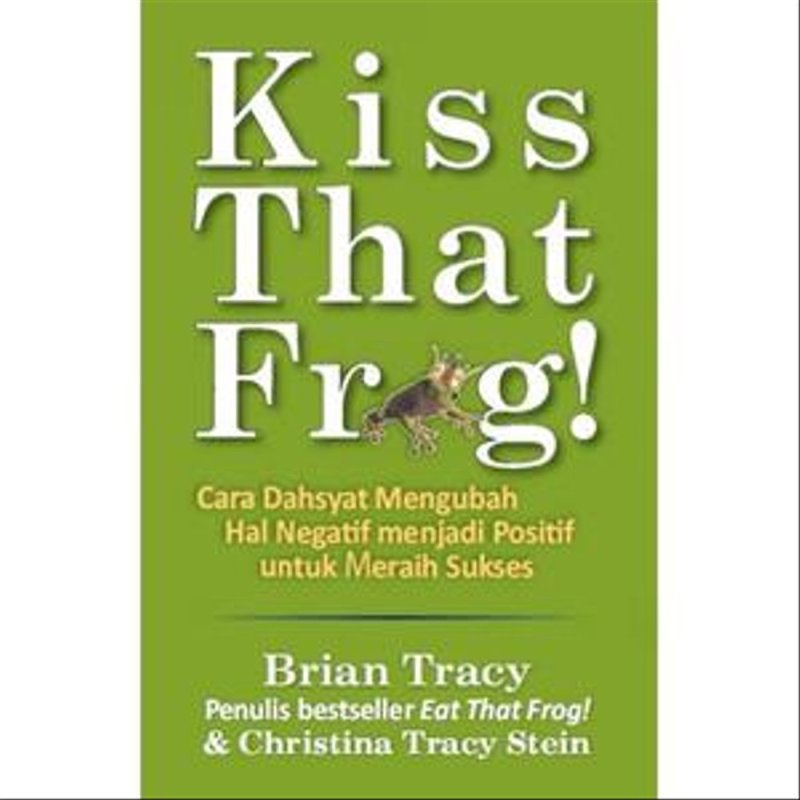 Breathtaking Kiss That Jual Kiss That Di Lapak Warung Buku Chaerularif Kiss That Frog Mats Kiss That Frog Lyrics