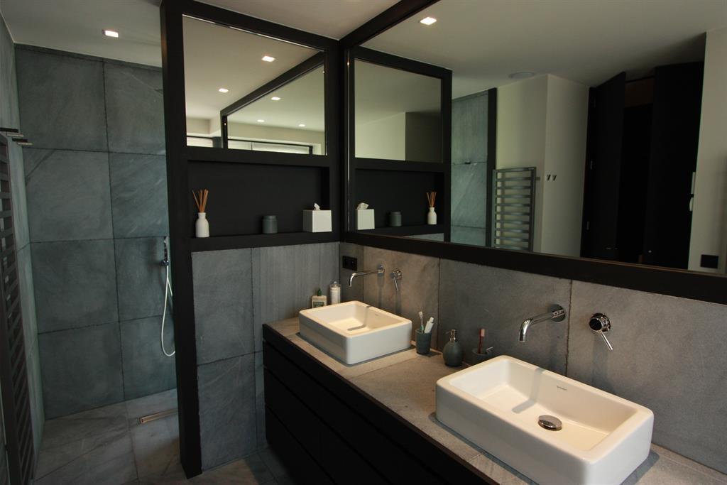Salle de bain design et style contemporain \u2013 Idées et photos \u2013 Domozoom