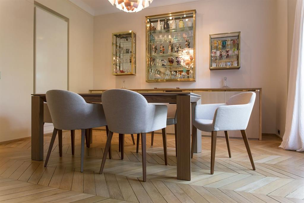 table et chaise pour salle à manger moderne