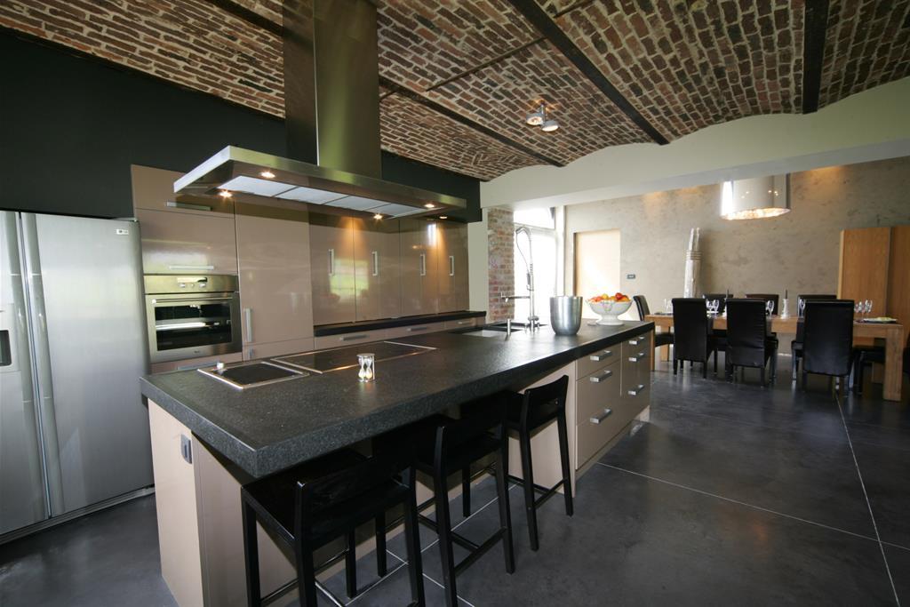 Modele De Cuisine Ouverte Sur Salle A Manger - onestopcolorado - - Cuisine Ouverte Sur Salle A Manger Et Salon