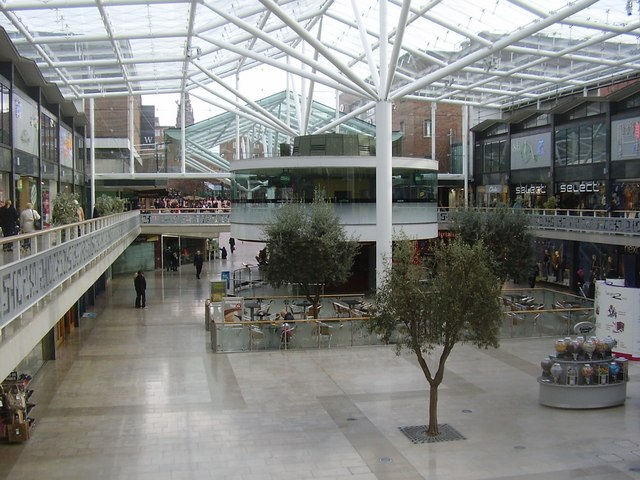 Pool 24 Coventry Lower Precinct © Ian Rob Cc-by-sa/2.0 :: Geograph