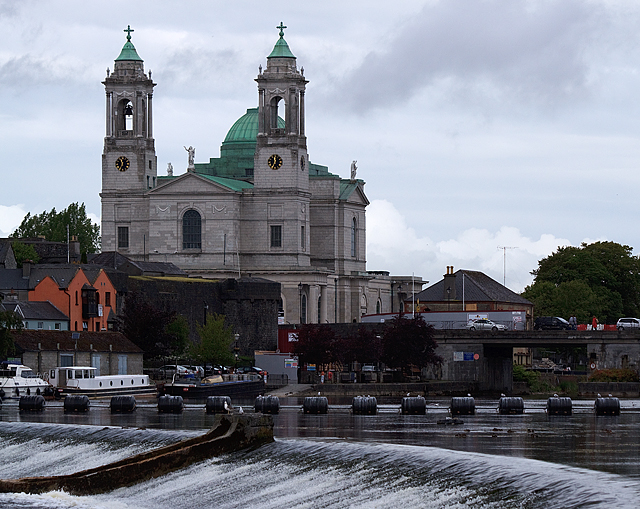 Black Frifay St Peter & Paul's Church, Athlone © Mike Searle