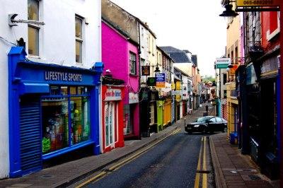 Ennis - High Street - Lifestyle Sports,... © Joseph ...