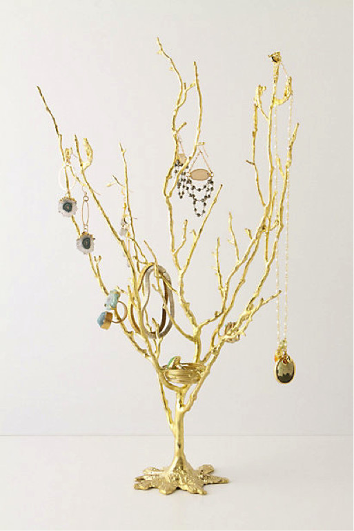 Anthropologie Wish Tree Jewelry Holder Sumally