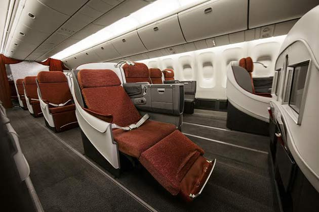 Ipc Por Meses Tam Introduce La Premium Business Class En Su Ruta A