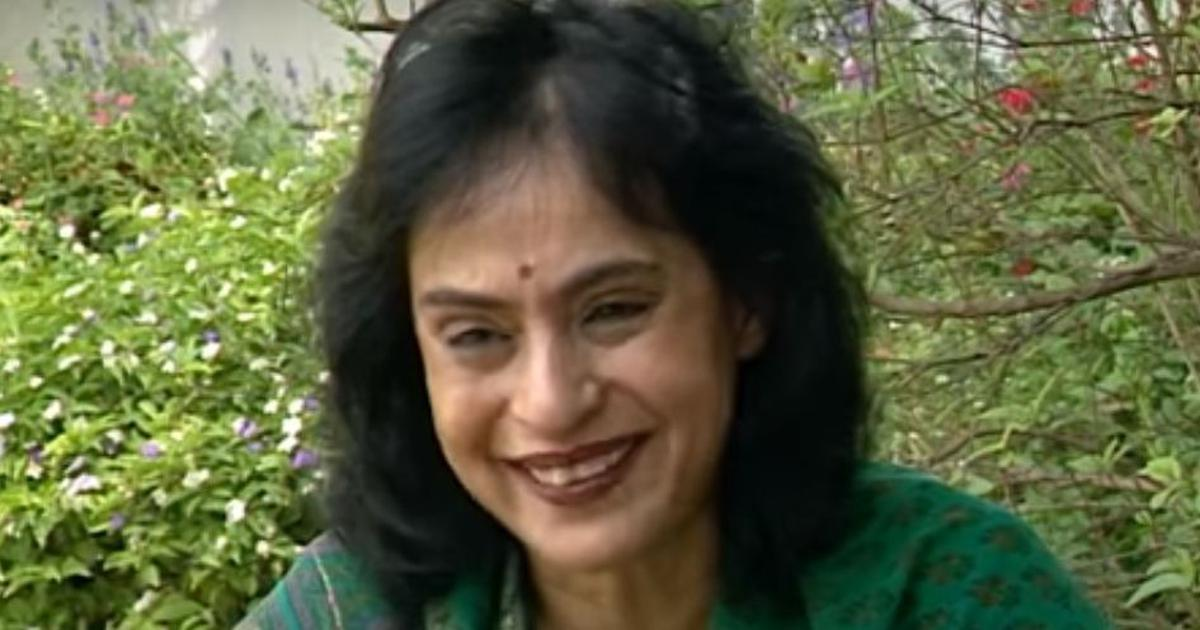 Writer Gita Mehta declines Padma Shri, says 'timing may be misconstrued' due to upcoming elections