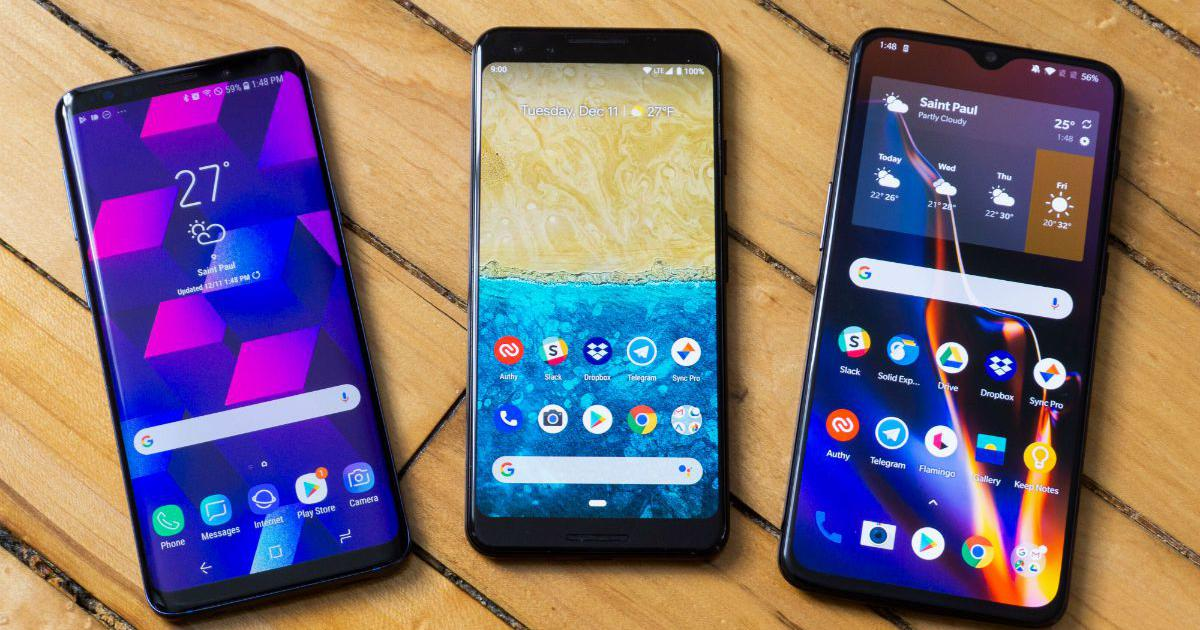 Google Pixel 3 and Pixel 3 XL are the best smartphones, and Samsung