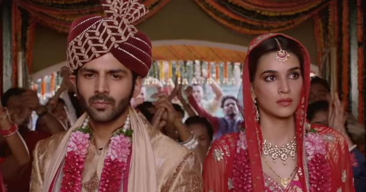 Luka Chuppi movie review Kartik Aaryan is the best thing about this