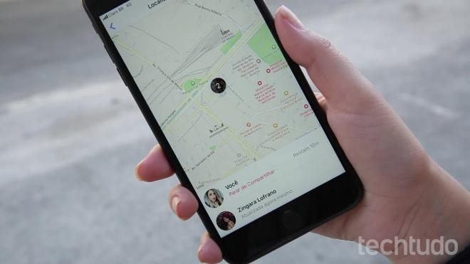 Vídeo ensina como ativar e desativar a localização em tempo real do WhatsApp