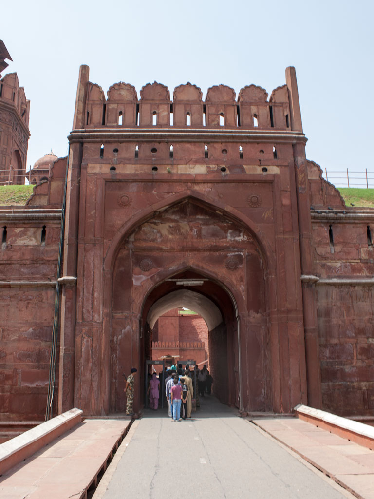 The Knick Delhi, India - Humayun's Tomb And Red Fort - Sonya And Travis