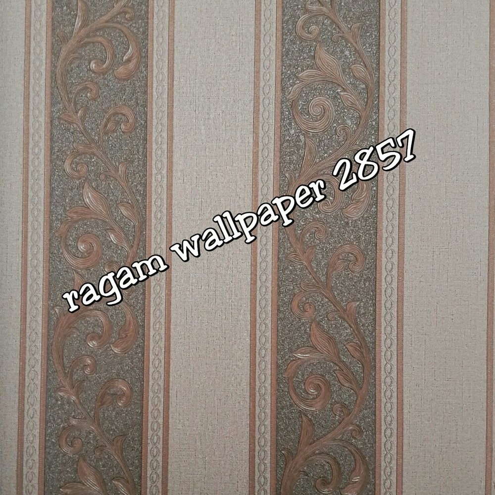 Motif Wallpaper Kamar Wallpaper Dinding Kamar Ruang Tamu Minimalis Modern Classic Vintage Abstract Vertical Relief Type 2857 Wallpaper Motif Klasik Relief Vertikal Import