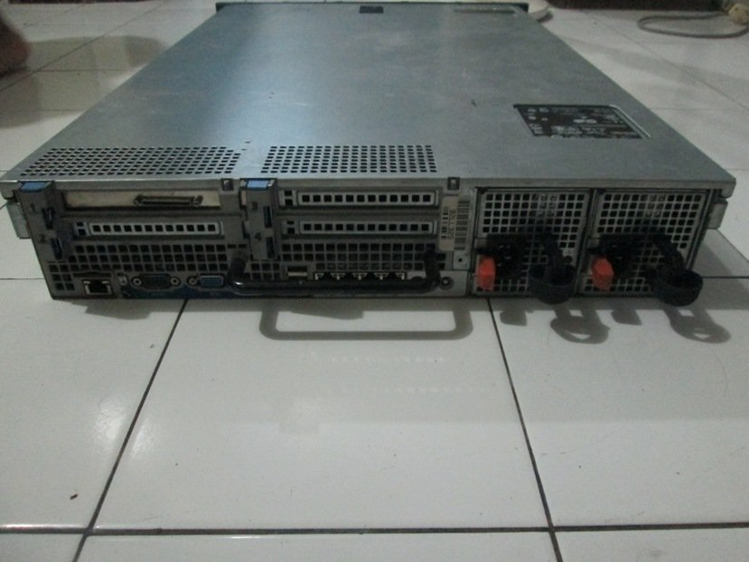 Jual Beli Server Rackmount Dell Poweredge R710 Bekas