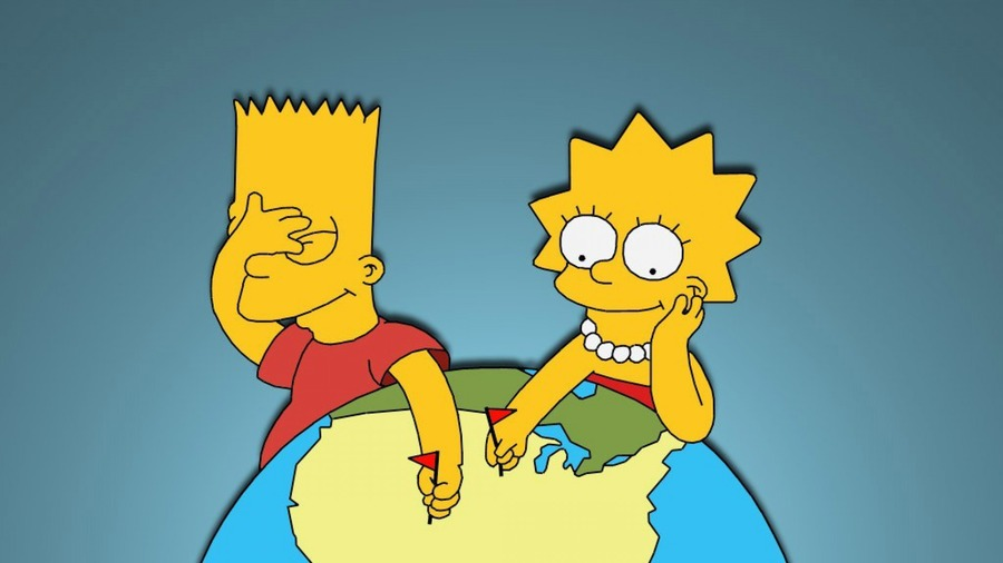 Cute Simpsons Wallpaper The Simpsons Lisa Simpson Wallpaper High Definition