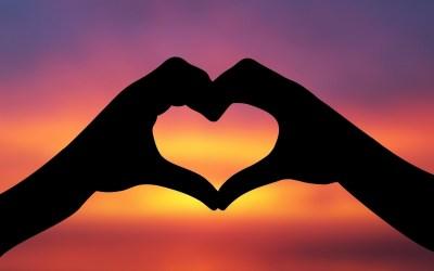 Love Heart - Wallpaper, High Definition, High Quality, Widescreen