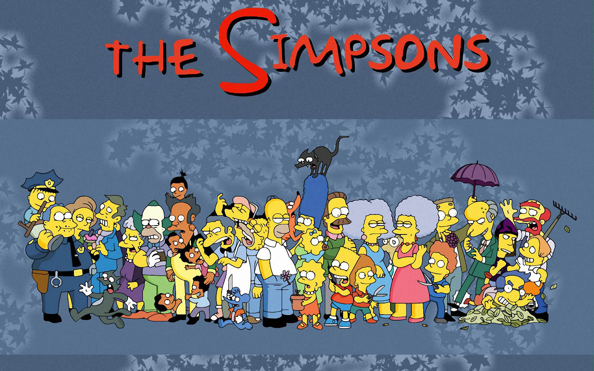 Cute Simpsons Wallpaper The Simpsons Widescreen Wallpaper High Definition High