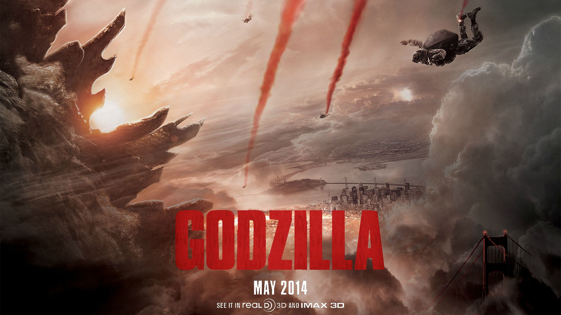 Full Godzilla Movie 2014