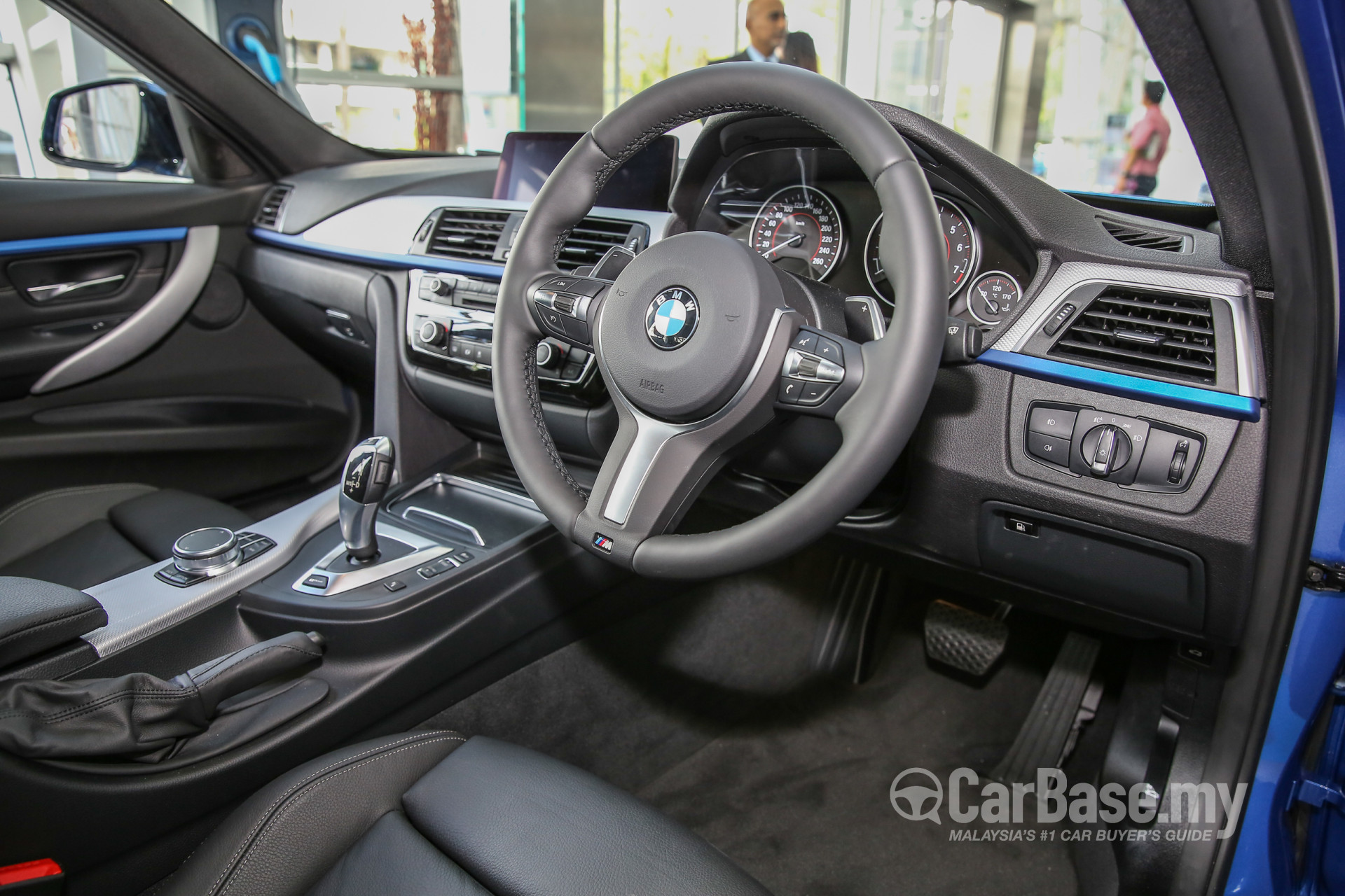 F30 Interieur Bmw 3 Series F30 Lci 2015 Interior Image 36369 In
