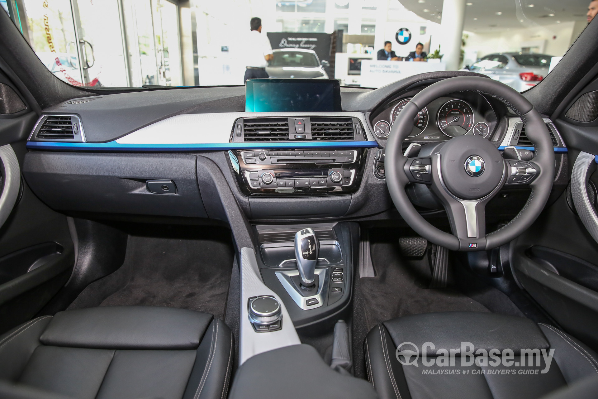 F30 Interieur Bmw 3 Series F30 Lci 2015 Interior Image 36373 In