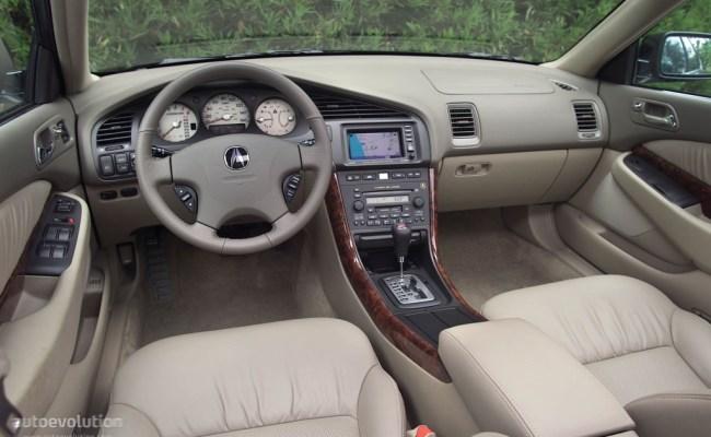 ACURATL-1432_5 2003 Acura Tl Review