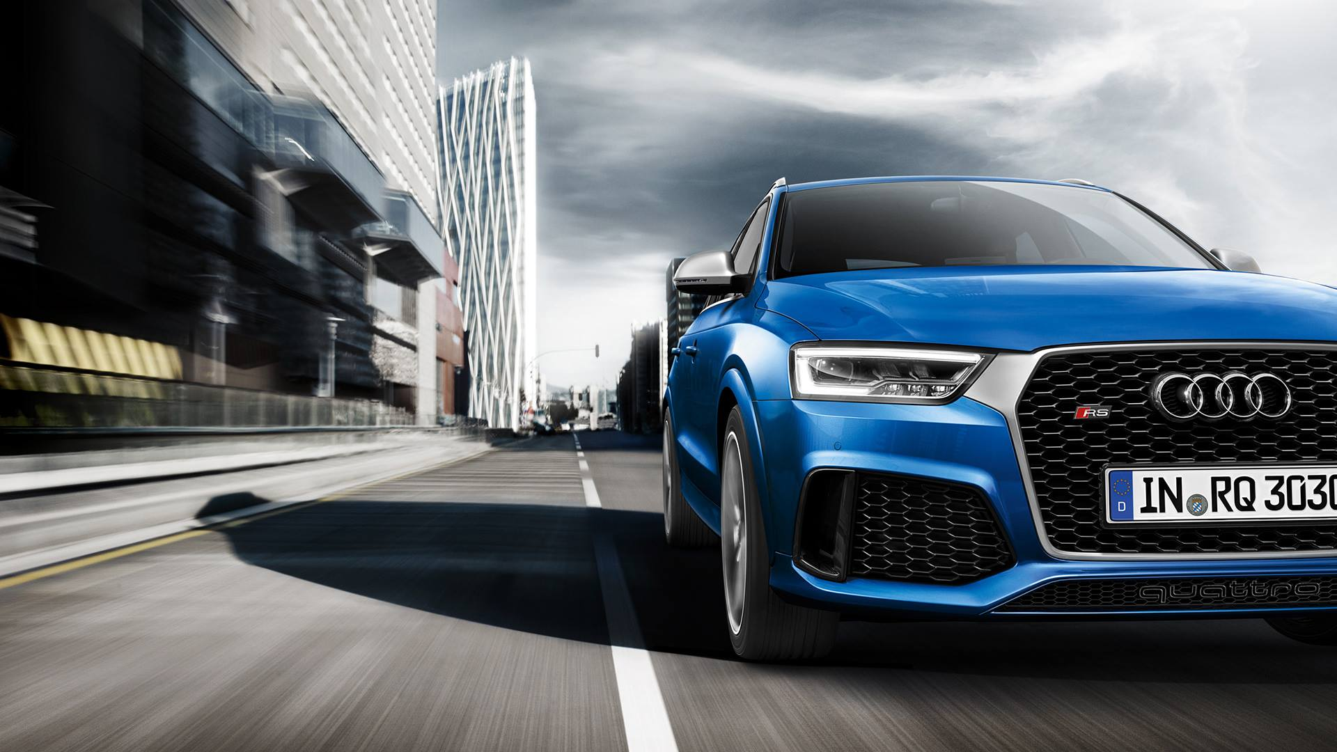 Hp Wallpaper Hd 1920x1080 Audi Rs Q3 Facelift Specs 2015 Autoevolution