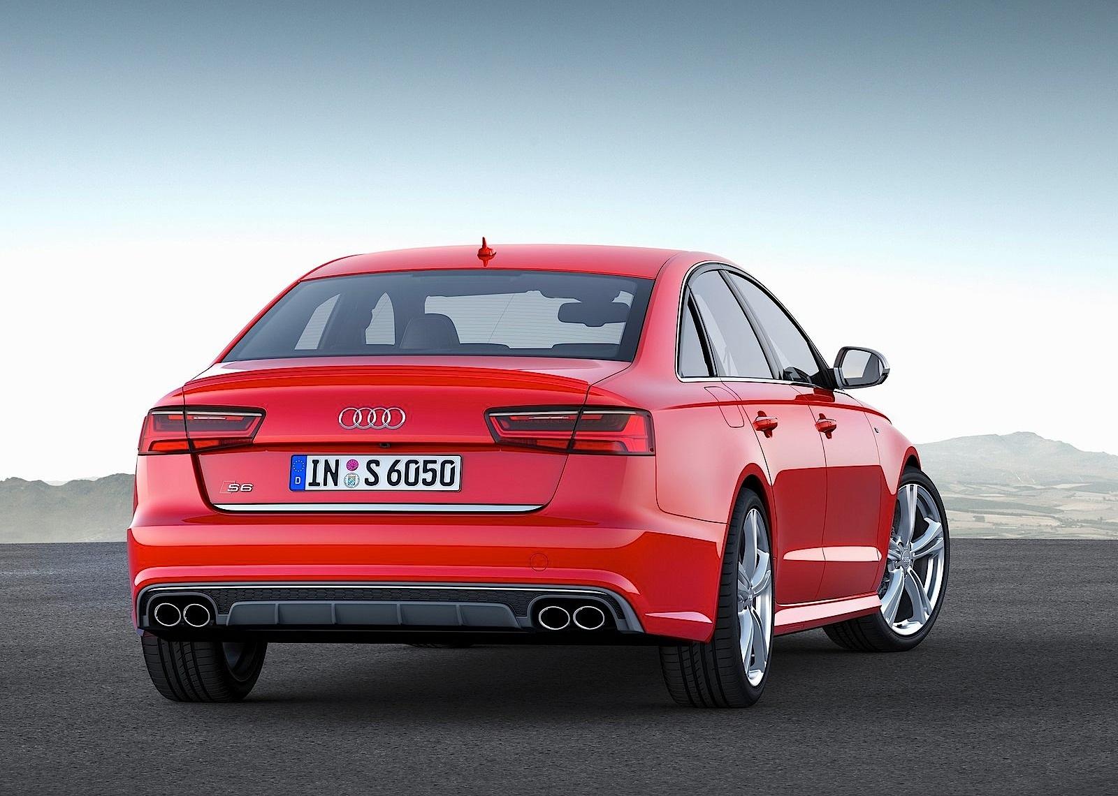 Audi A6 Wallpaper Hd Audi S6 Specs 2014 2015 2016 2017 2018 Autoevolution