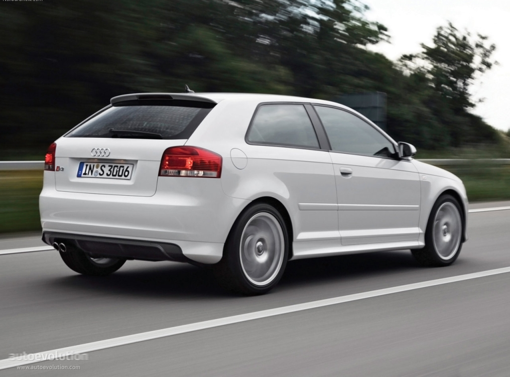 Hd Wallpapers Of New Audi Cars Audi S3 Specs 2006 2007 2008 Autoevolution