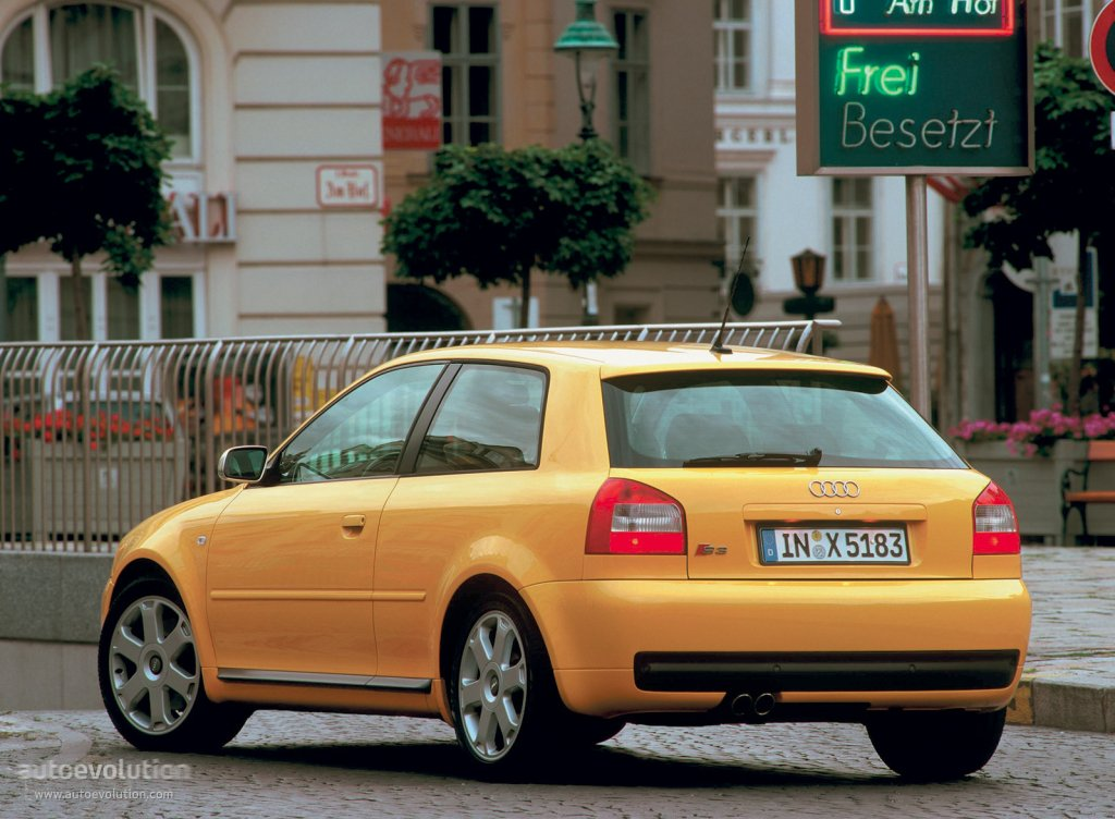 Audi Rs3 Wallpaper Hd Audi S3 2001 2002 2003 Autoevolution