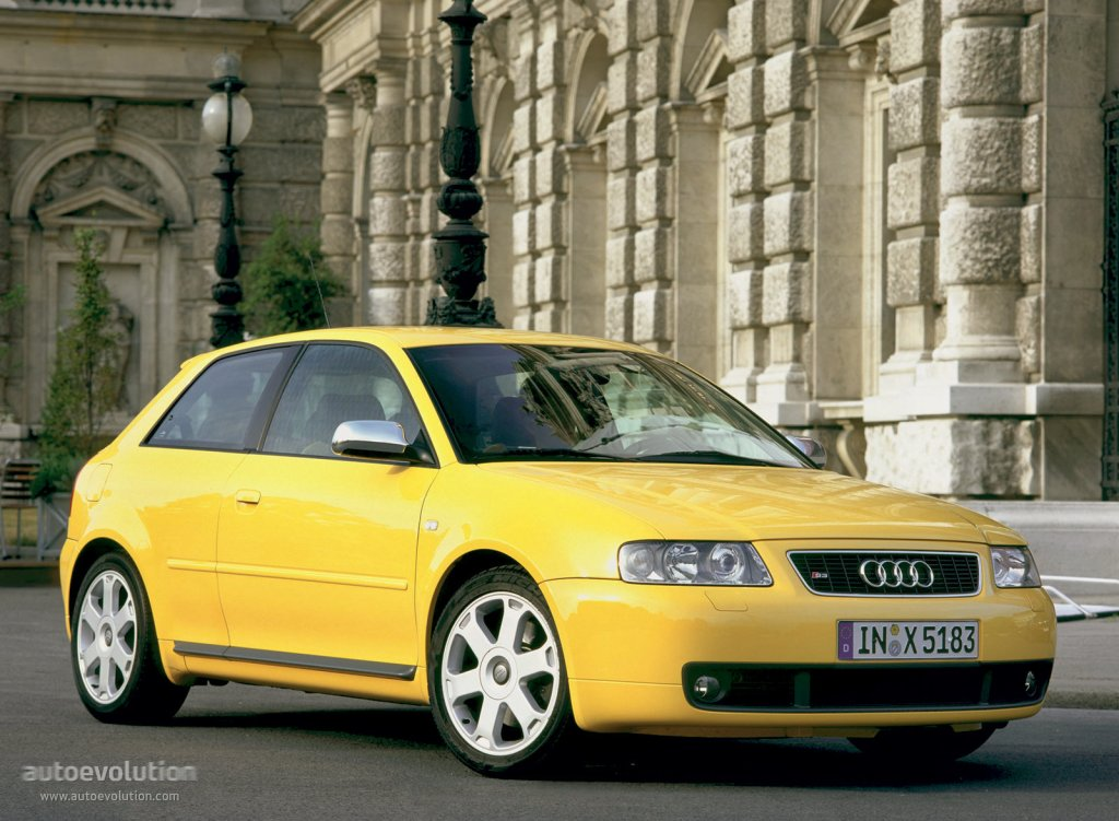 S4 Car Wallpaper Audi S3 Specs Amp Photos 2001 2002 2003 Autoevolution