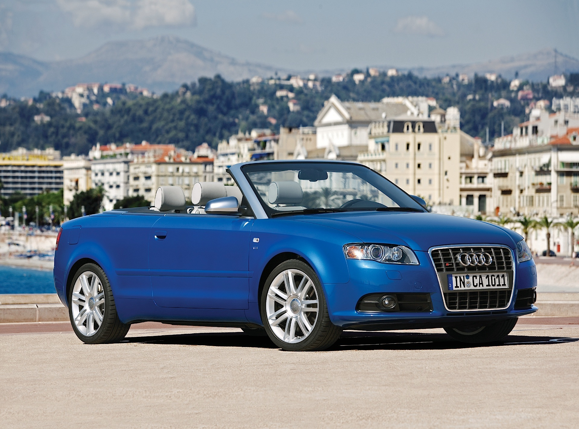 S4 Car Wallpaper Audi S4 Cabriolet 2006 2007 2008 Autoevolution