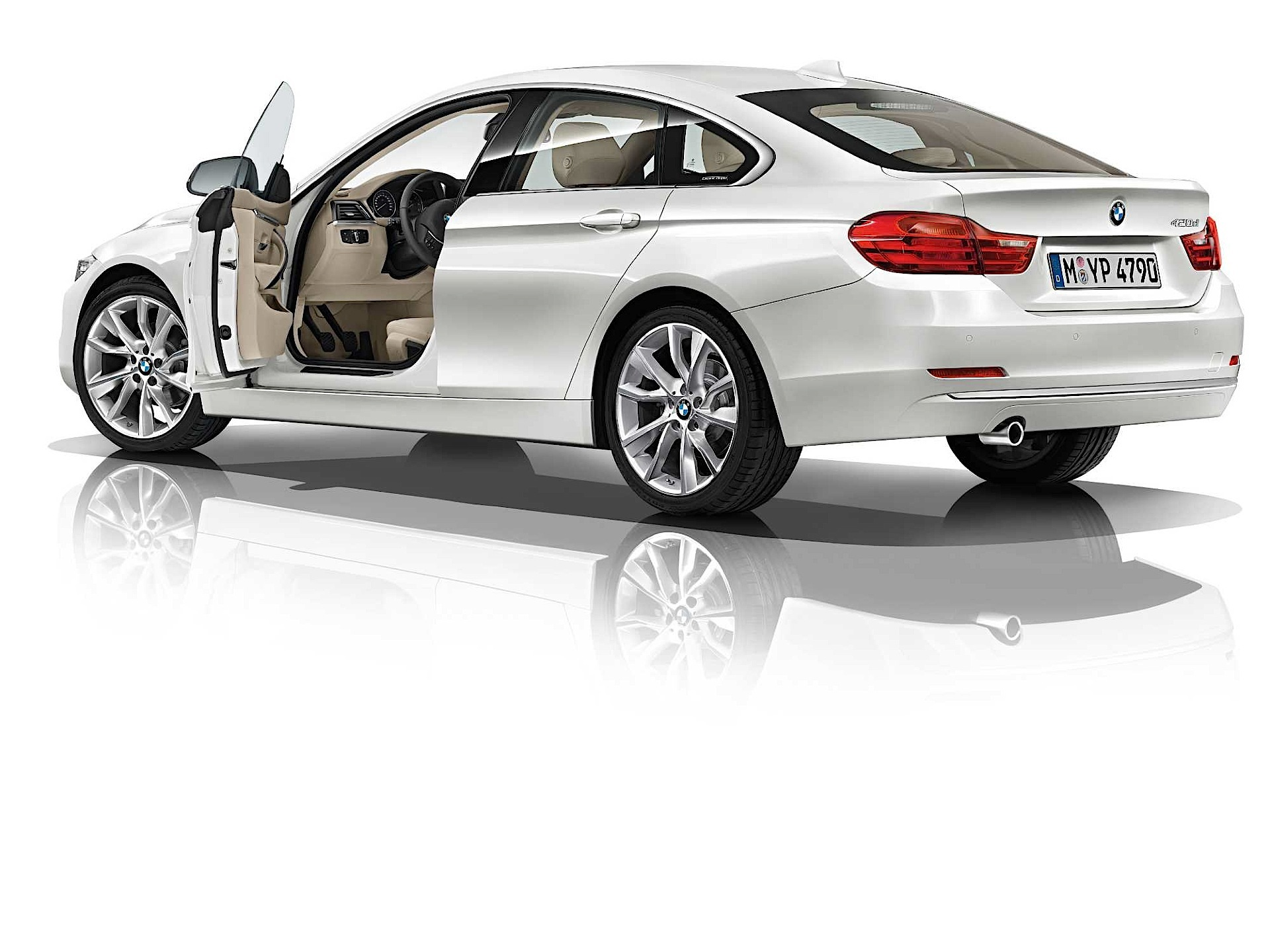 Bmw 4 Series Gran Coupe Dimensions Bmw 4 Series Gran Coupe Specs 2014 2015 2016 2017