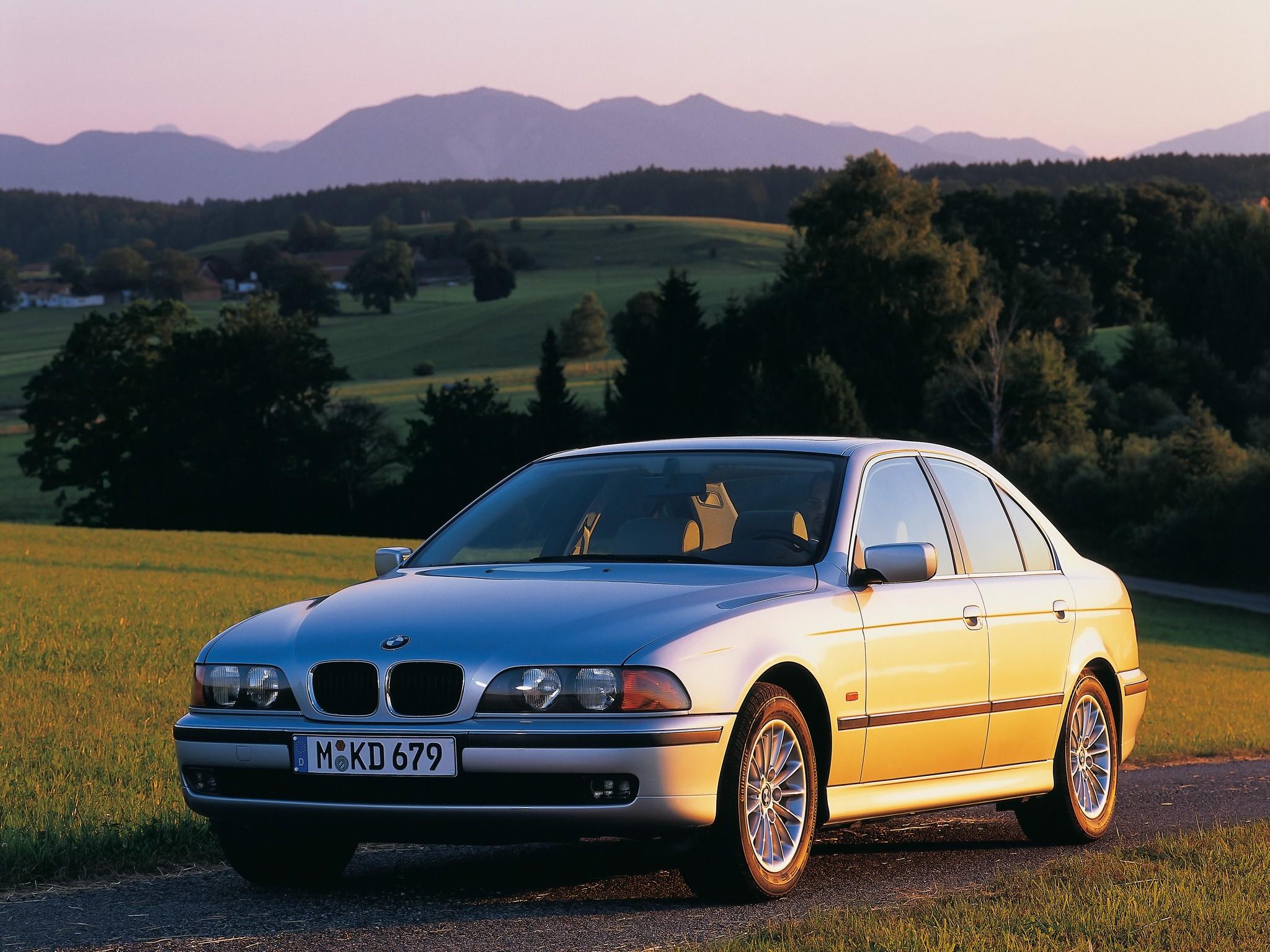 Car Steerying Wallpaper Bmw 5 Series E39 1995 1996 1997 1998 1999 2000