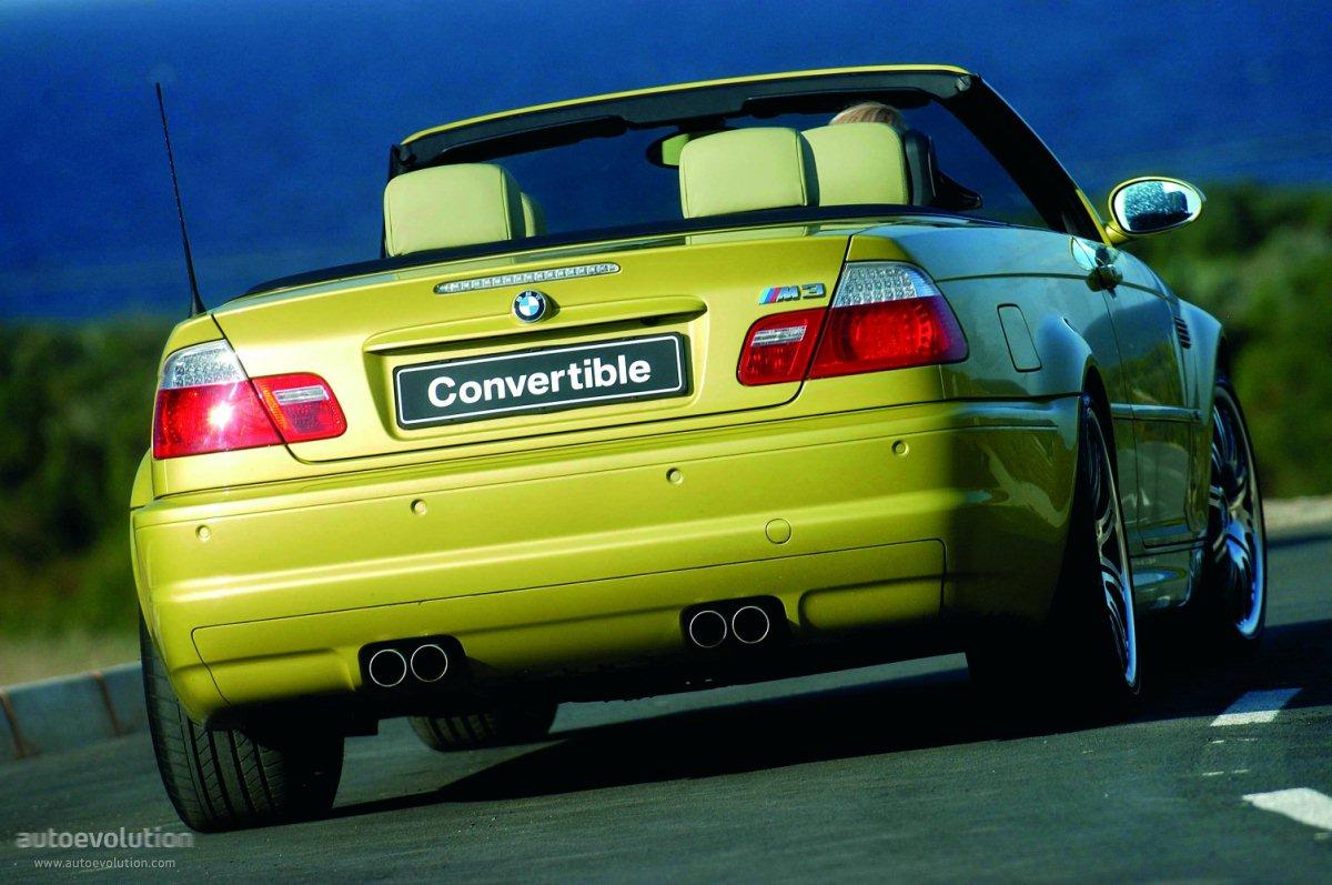 Bmw Concept Car Wallpaper Bmw M3 Cabriolet E46 Specs Amp Photos 2001 2002 2003