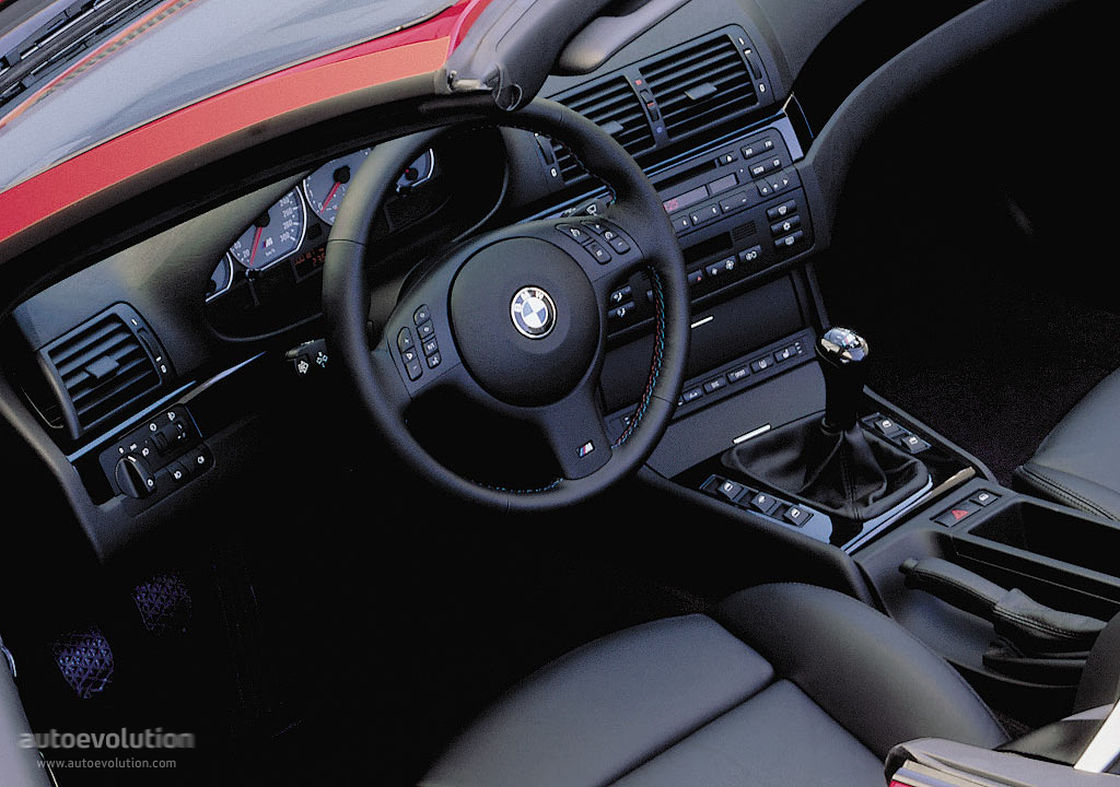 BMW M3 Cabriolet (E46) specs  photos - 2001, 2002, 2003, 2004, 2005