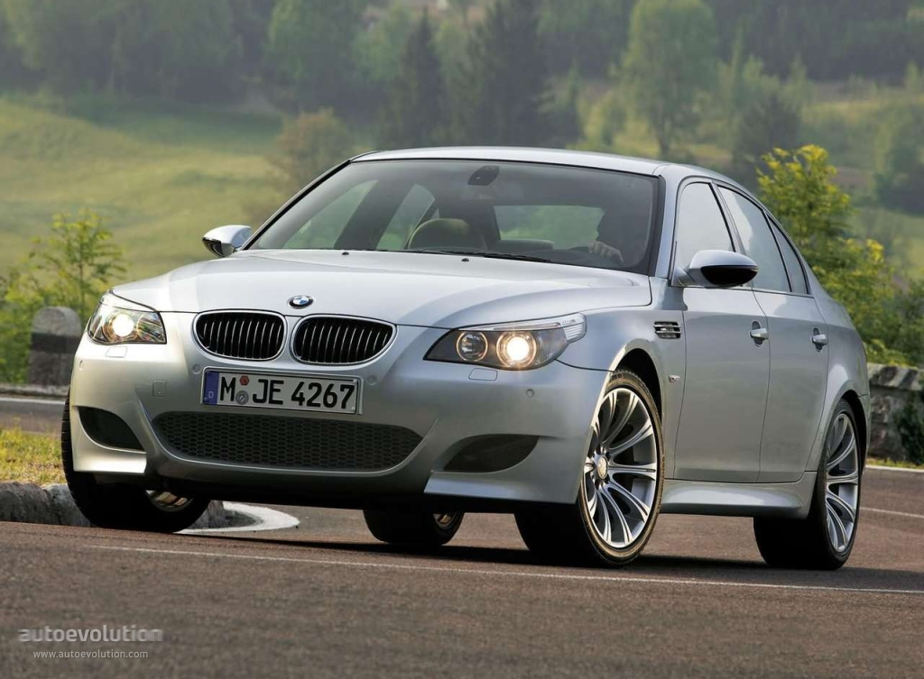 BMW M5 (E60) specs  photos - 2005, 2006, 2007, 2008, 2009, 2010