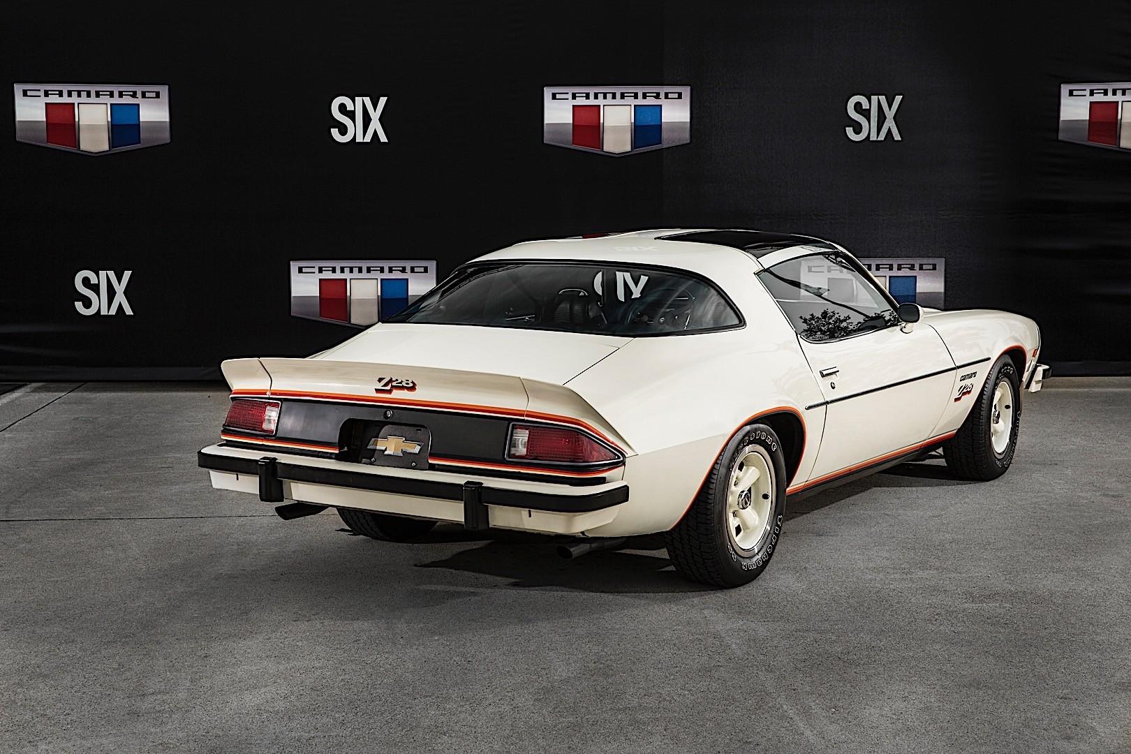 chevrolet camaro z28 1977 1981