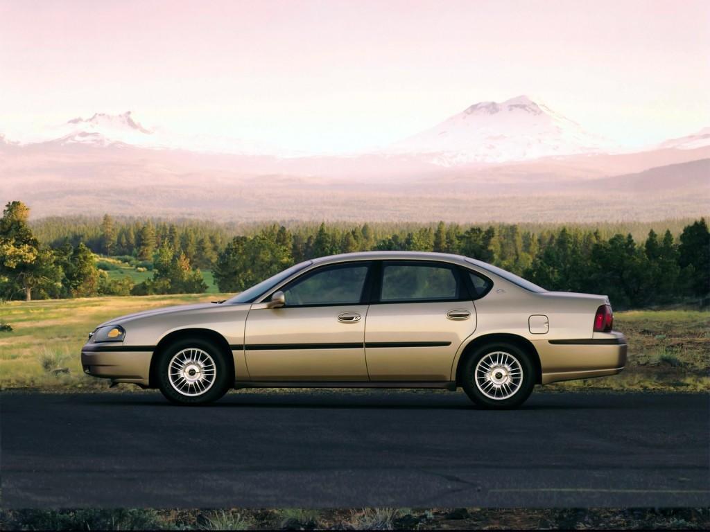 chevrolet impala specs u0026 photos 1999 2000 2001 2002 2003 2004 2005