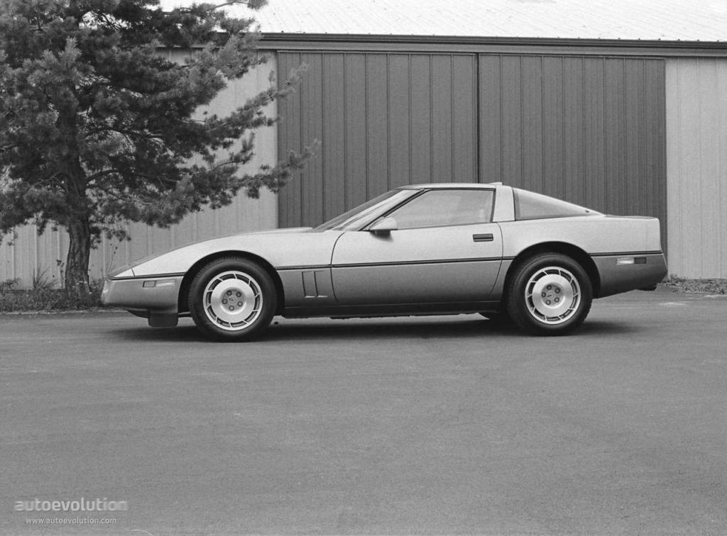 Car Dashboard Wallpaper Chevrolet Corvette C4 Coupe Specs Amp Photos 1983 1984