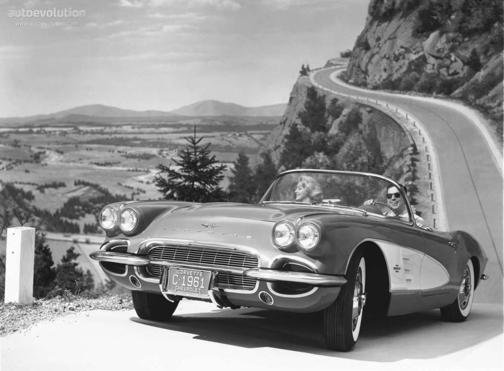 Black And White Vintage Car Wallpaper Chevrolet Corvette C1 V8 Convertible Specs Amp Photos 1958
