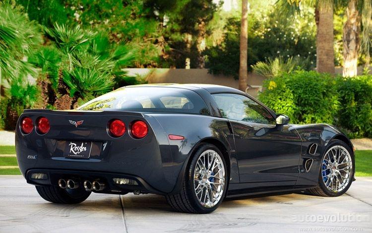 Chevrolet corvette zr1 2008 2009 2010 2011 2012