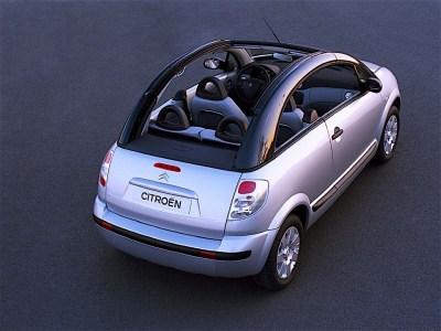 CITROEN C3 Pluriel specs & photos - 2003, 2004, 2005, 2006, 2007, 2008, 2009, 2010 - autoevolution