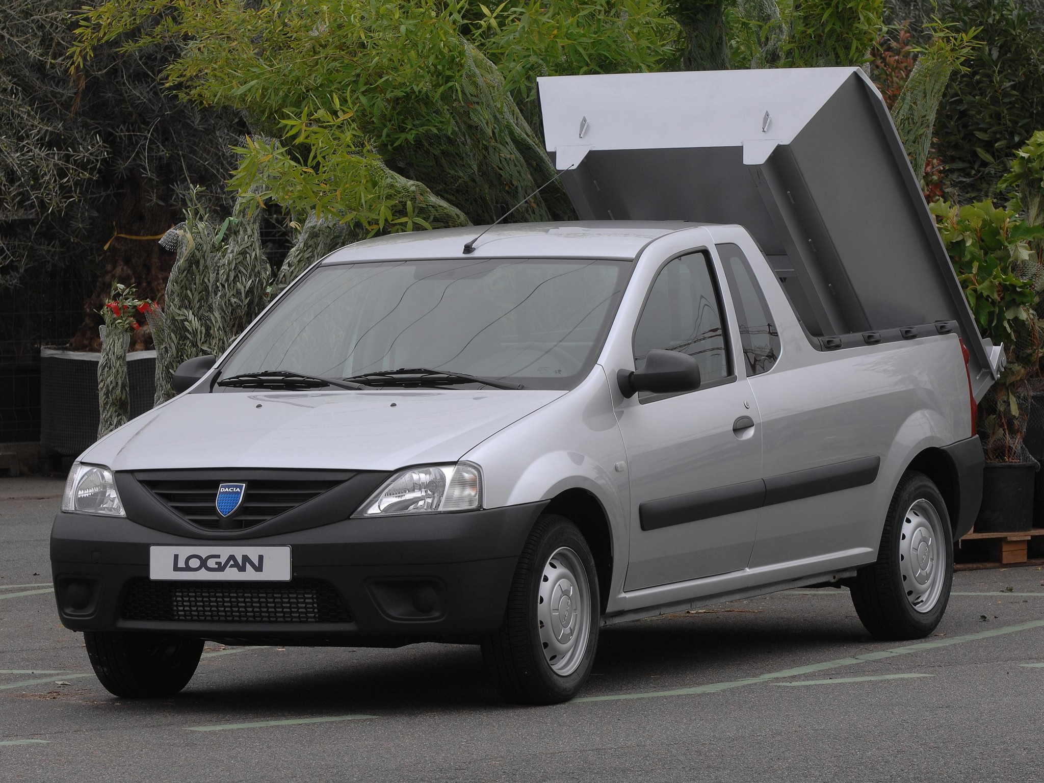 Pick Up Dacia Pick Up Specs And Photos 2007 2008 2009 2010